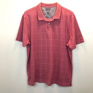 VAN HEUSEN | short sleeve polo shirt